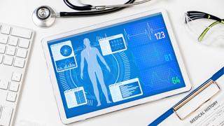 近未来のヘルスケア・イメージ